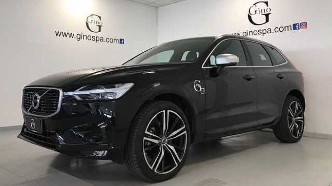 Volvo XC60 D4 AWD Geartronic R-design 21'